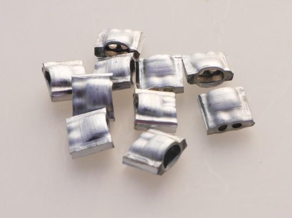 Aluminiumplombe 10x10 Typ 64